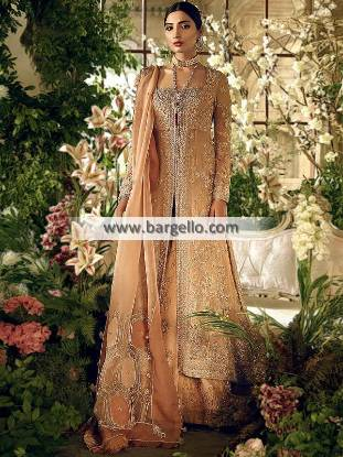 Pakistani Designer Beautiful Bridal Dress Melbourne Australia Designer Bridal Dress With Price