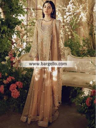 Latest Angrakha Suits Berkeley California CA USA Designer Angrakha Suit