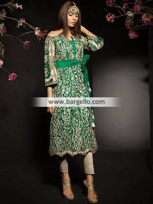 Pakistani Evening Dresses Trends St. Louis Missouri USA Mahgul Latest