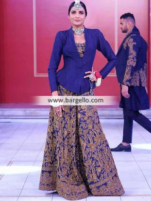 Elegant Blazer with Gown Trending Fashion Style Jacket with Gown