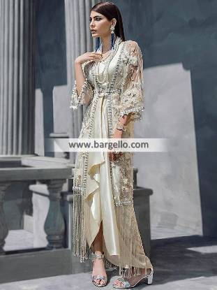 Pakistani Designer Party Dresses Jackson Heights New York USA Elan Odyssey Collection