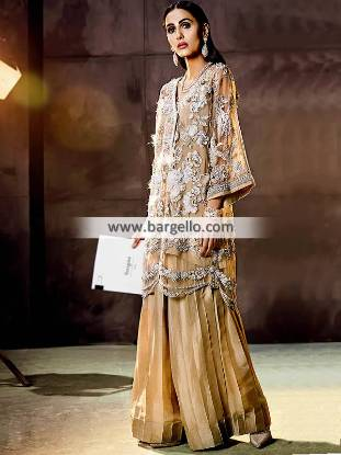 Pakistani Designer Sharara Suits Paramus New Jersey NJ USA Sharara Suits