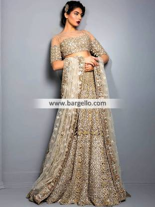Designer Wedding Lehenga St. Petersburg Florida USA Lehenga for Valima