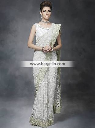 Designer Saree for many Formal Events Latest Wedding Saree Collection
