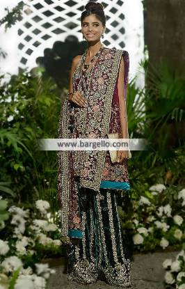 Angrakha Style Party Dresses Chicago Illinois Special Occasion Dresses