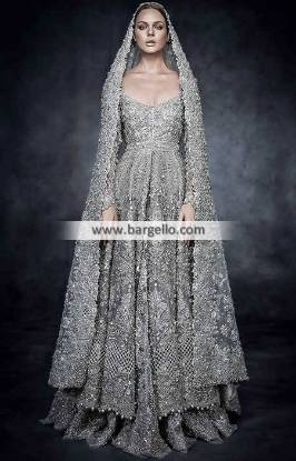 Latest Elan Bridal Wear Lehenga Dresses UK USA Canada Anarkali Bridal