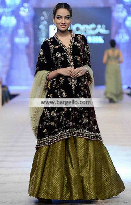 Glamorous Sharara Dresses Paris France for Formal and Special Occasions Misha Lakhani