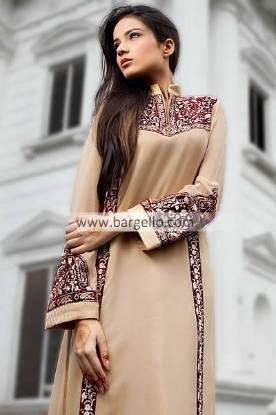 Threads and Motifs Latest Party Evening Wear Collection For Women 2013