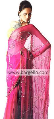 Manufacturer Supplier & Exporter of Sarees, Designer Sarees, Embroidered Sarees