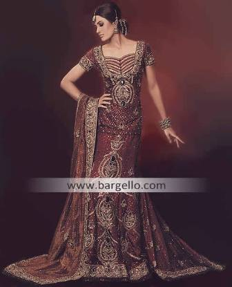 Latest Pakistani Wedding Outfits, Latest Wedding Outfits USA, Latest Wedding Outfits Canada