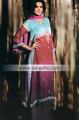 Indian Pakistani South Asian Evening Party Outfits in Los Angeles, San Francisco, California, Texas