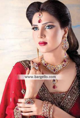 Pakistani Wedding Jewellery Jewelry Sets Katy Texas TX US