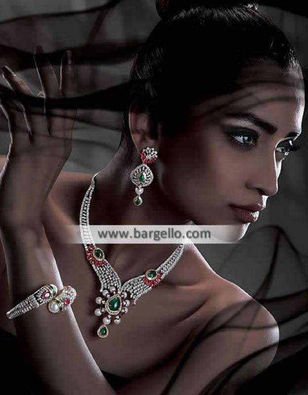 Pakistani Designer Jewellery Sets Bellerose New York NY US