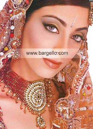 Indian Jewelry Gujrat, India, Rajhistani Kundan Jewelry
