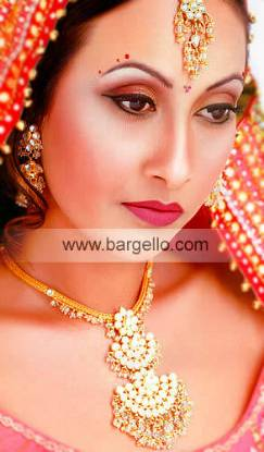 Indian Pakistani Bridal Jewellery Designs by Bargello