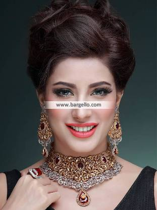 Gold Choker Jewellery, Silver Choker Jewellery, Gold Plated Jewellery Sets, Pakistani Jewellery Sets, Ruby Stones, Ruby Stones Jewellery, Imitation Jewellery, Imitation Jewellery Sets, Imitation Jewellery Designs, Artificial Jewellery Sets, Artificial Jewellery Designs