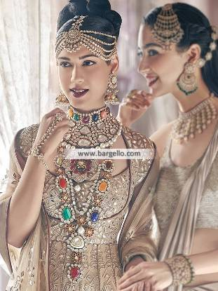 Mughal Jewellery Sets Pakistan Best Mughal Style Imitation Jewellery Designs