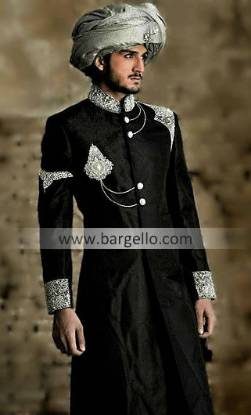 London Sherwanis, Traditional Sherwani UK, Beautifully Crafted Wedding Sherwanis East London UK