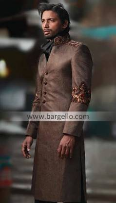 Pakistani Designer Sherwanis East London, Indian Wedding Sherwanis East London, Traditional Sherwani