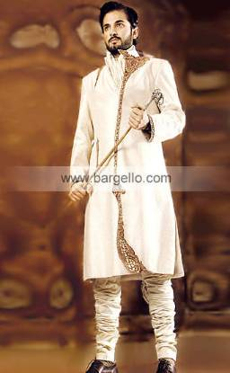 Sherwani for Wedding Men's Sherwani Wedding Sherwani Groom's Sherwani