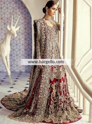 Bridal Maxi Dresses San Francisco California Designer Maxi for Wedding Pakistan