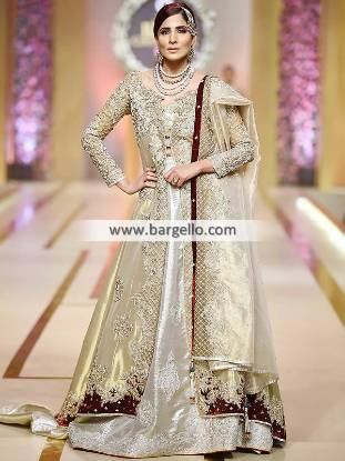 Gharara Dresses Designer Pakistani Wedding Wear Batavia New York NY USA