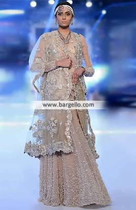 Glamorous Bridal Lehenga Dresses Canberra Australia for Wedding Elan Lehenga Dresses 2015
