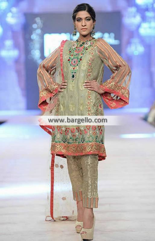 Nickie Nina Party Dresses Wedding Dress Exclusive Party Dress PFDC 2014