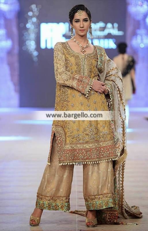 Nickie Nina Party Dresses for Brides Pakistani Bridesmaid Dresses Collection