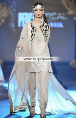 Elan Party Collection PFDC Pakistan Bridal Week 2014 2015 Elan