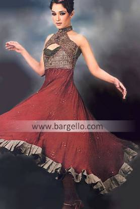 Anarkali dress suits to every kind of occassion from birthday party to wedding ceremony