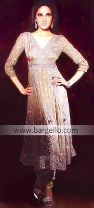 Anarkali Salwar Kameez from Pakistan India Punjab