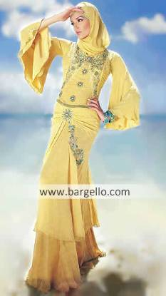 Islamic Clothing, Muslim Fashion Blog, Al Jilbab Online Store, Elegant Embroidered Abaya Jilbab