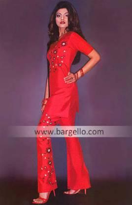 Indian Casual Clothing, Designer Salwar Kameez USA