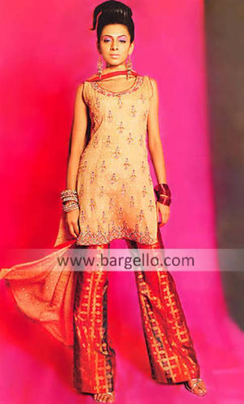 Designer Shalwar Kameez for Formal and Party Wear