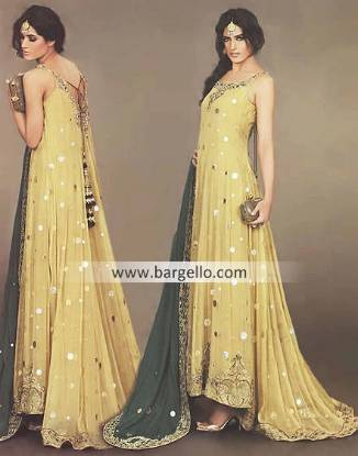 Anarkali Pishwas Suits For Wedding Sunnyvale, Latest Anarkali Dress in Long Length Woodlawn Chicago