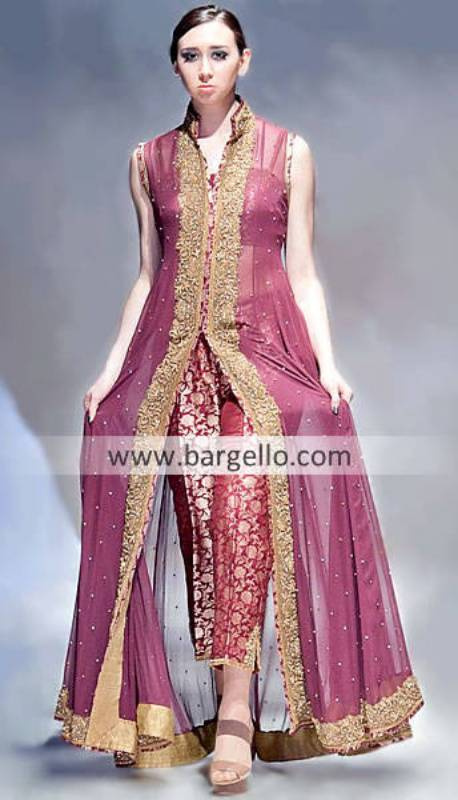 Latest Pakistani Party Dresses and Party Wear Metro Center Mall United Kingdom
