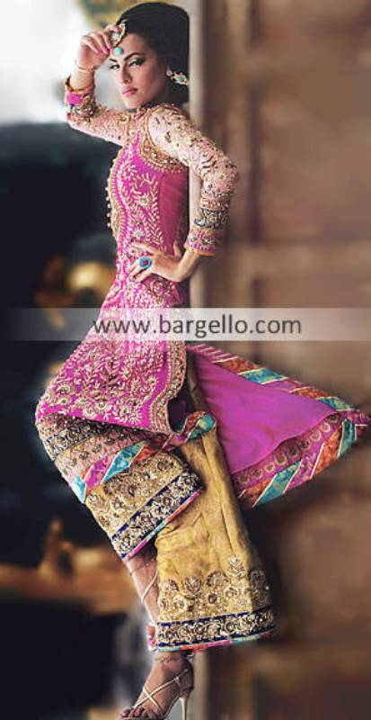 Pakistani Indian Colorful Dresses, Choose Quality Pakistan Colorful Dresses, Nomi Ansari Outfits