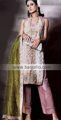 Exclusive Ladies Outfits For Parties and Special Occassions, Pink Oufits, Pink Kameez Trouser