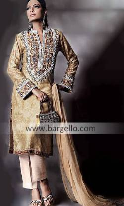 Pakistani bridal wears, wedding dresses by Top designers of latest pakistan fashion online shopping