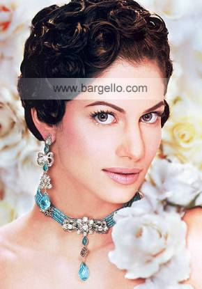 Pakistani jewellery designer sets