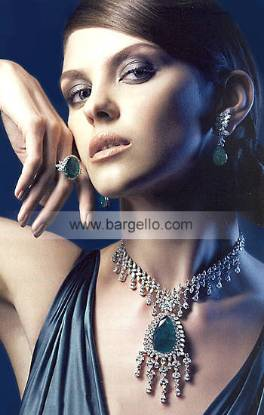 Mother of pearls set Pakistani Jewelry designer sets