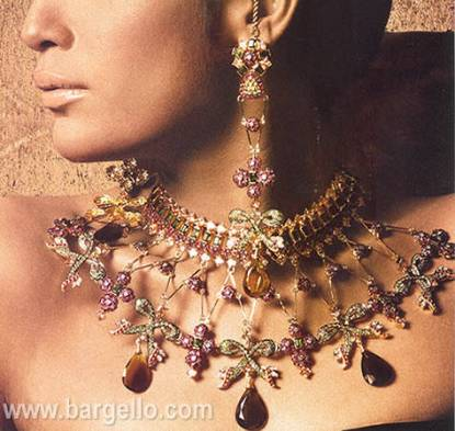Amazing Evening Jewellery for High Fashion Formal Evening Parties Jewelry