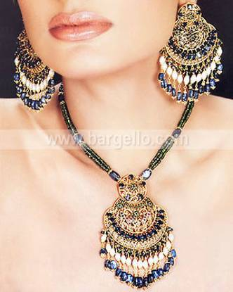 Traditional Pure Pakistani Jewellery Work Jewelry Work