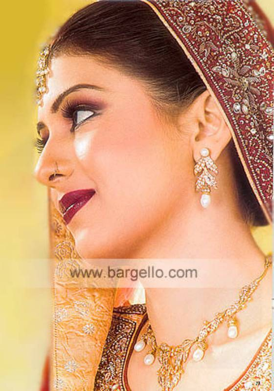 Traditional Pakistani Indian Bridal Evening Party Jewellery in Southall, London