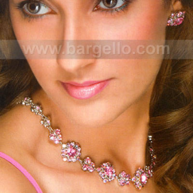 Zircons and Swarovski Crystals Pakistani Designer Jewellery in Pakistan