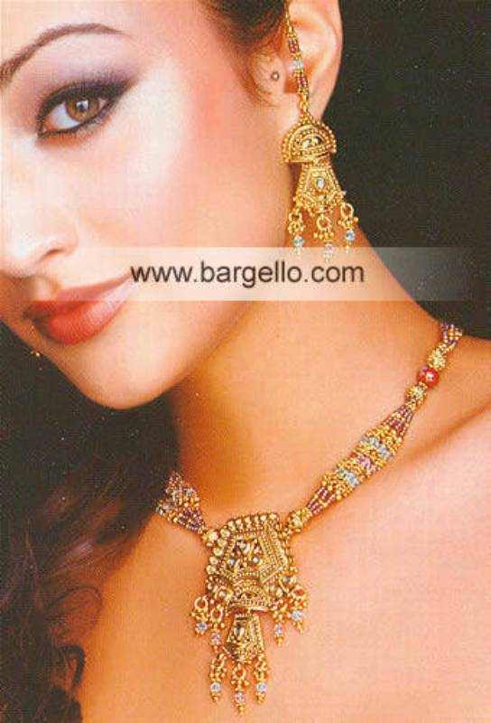 Designer Bridal Jewelry, Bridesmaid Jewelry & Wedding Jewelry Sets