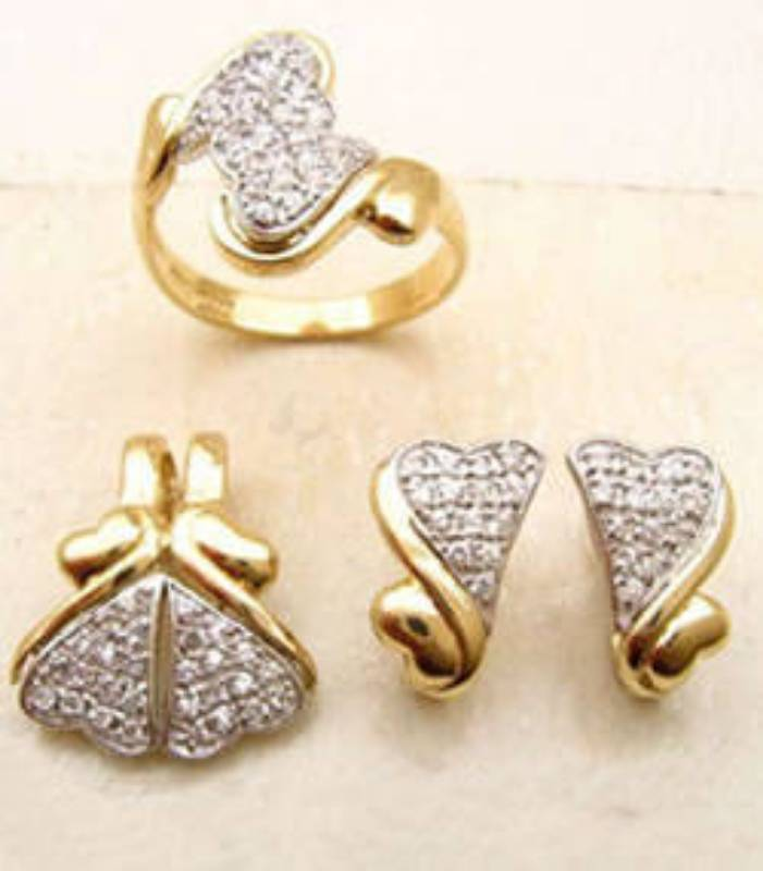 Amazing high fashion 925 sterling silver jewelry