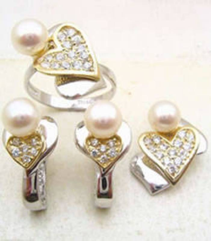Sterling Silver Platinum Plated Wedding Rings Jewellery