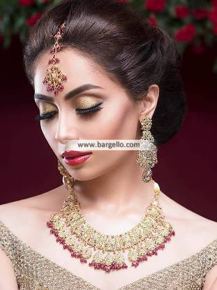 Bridal Polki Set for Barart, Bridal Bindiya, Bridal Earrings, Bridal Polki Set Surrey, Bridal Polki Set England, Bridal Polki Set UK, Bridal Polki Sets